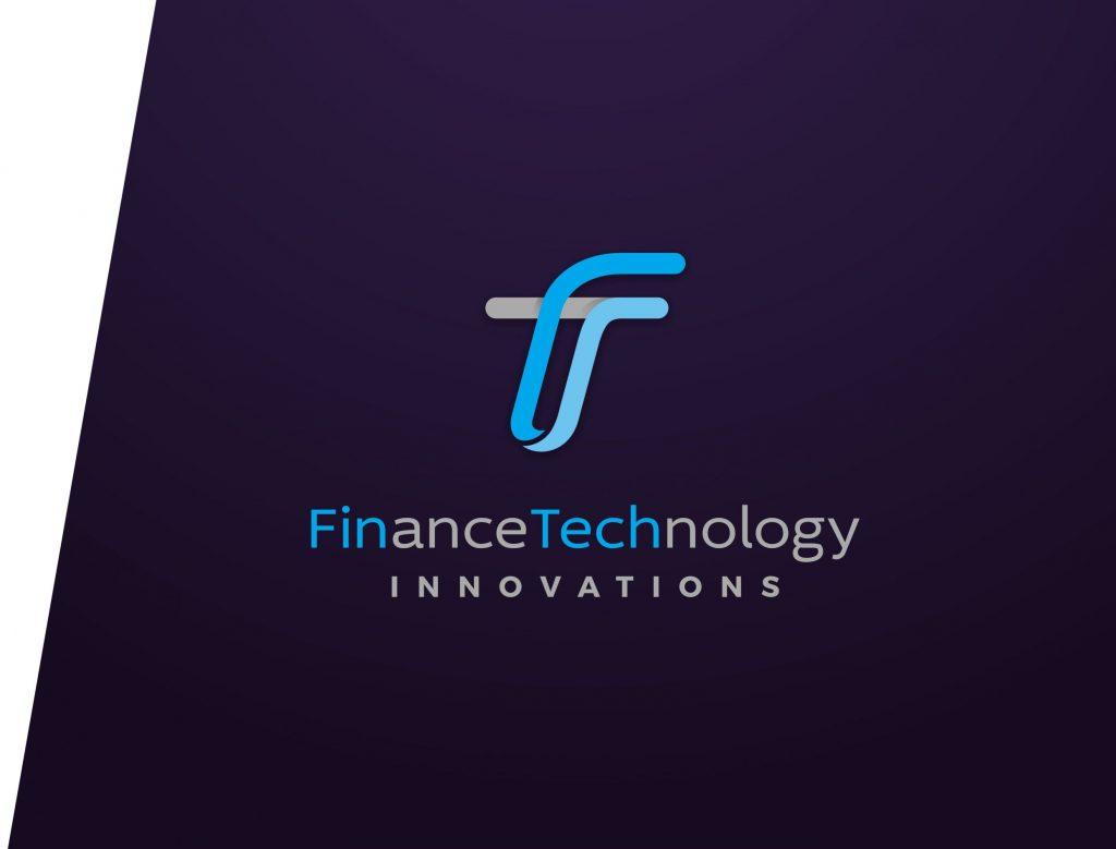FinTech Innovations - Logo vertical