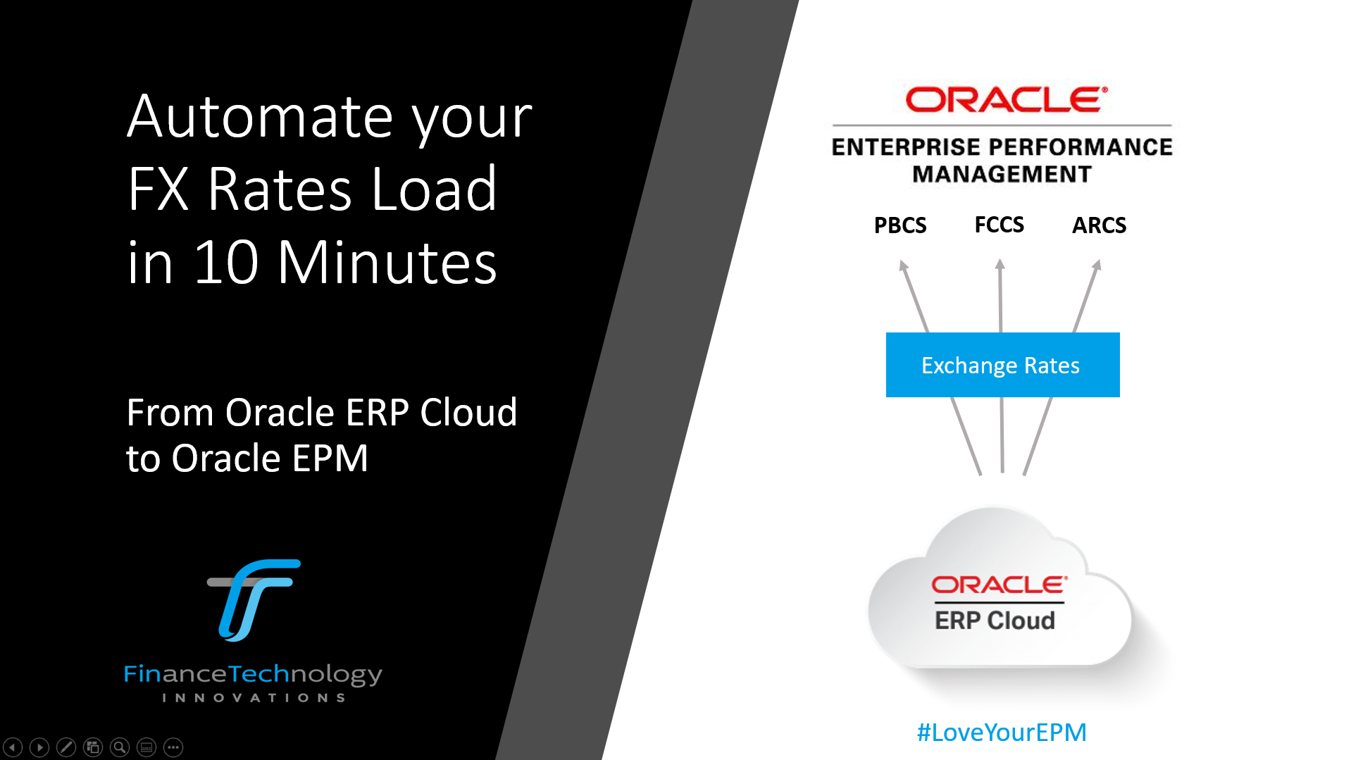 Exchange Rates - Oracle ERP Cloud - Oracle EPM Cloud - PBCS FCCS ARCS